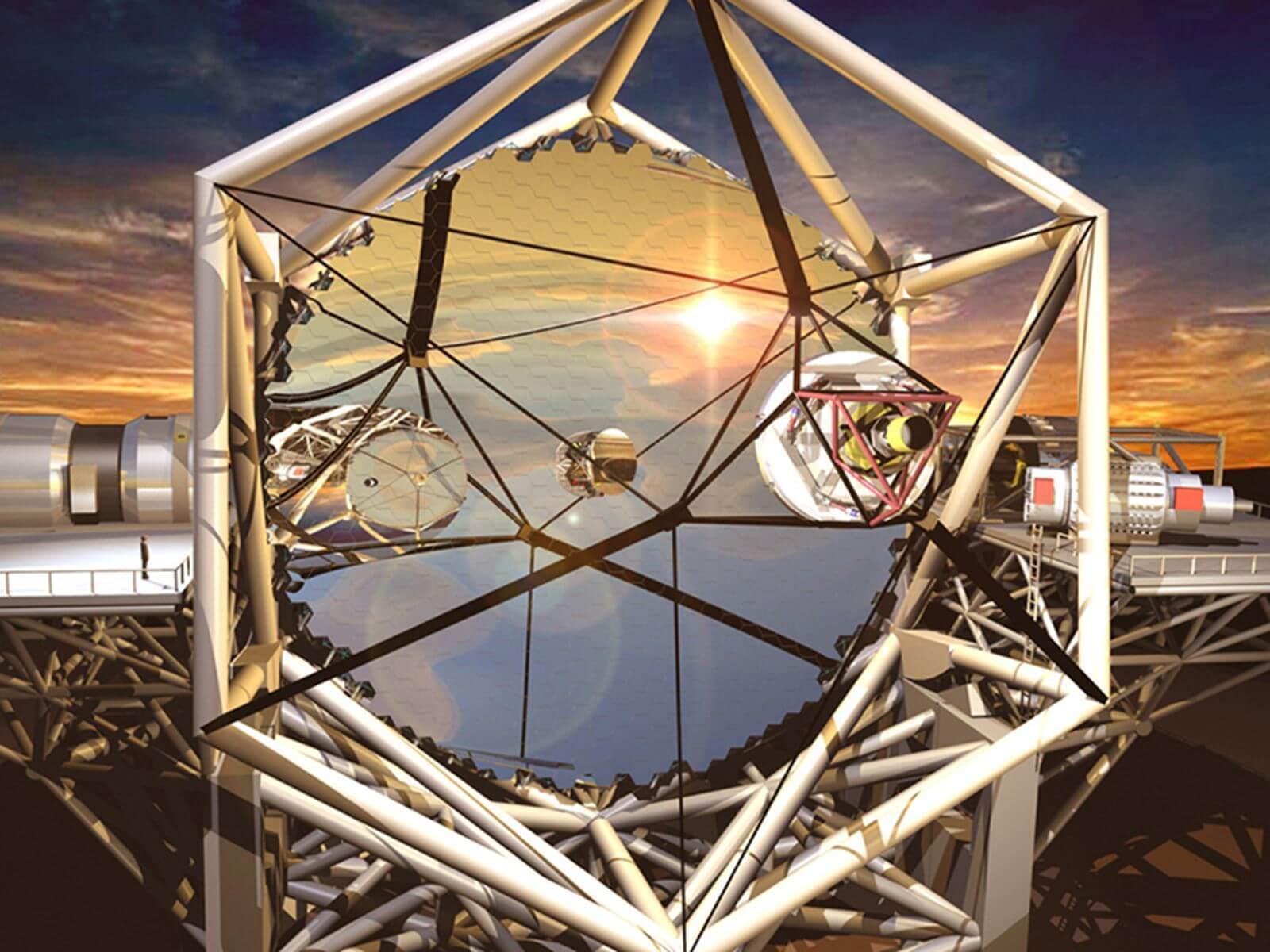 kính thiên văn quan sát