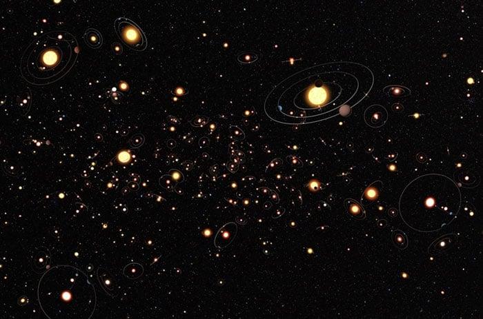hình ảnh vũ trụ