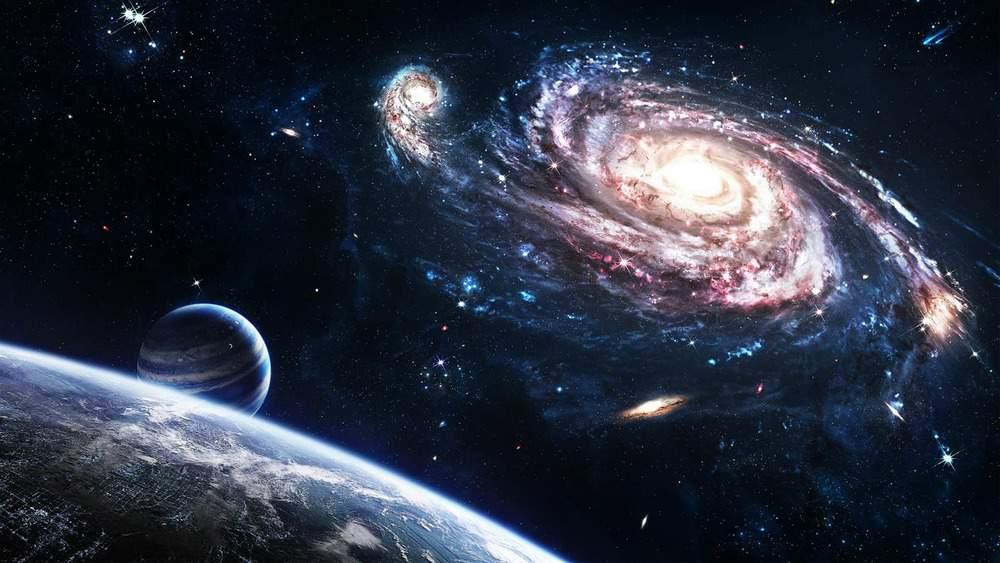 hình ảnh vũ trụ qua kính thiên văn