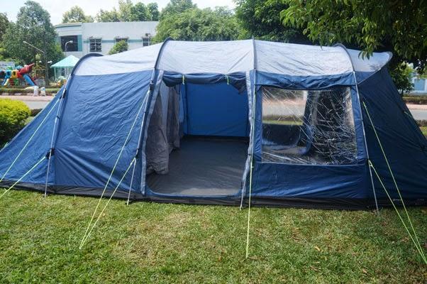 lều cắm trại 20 người