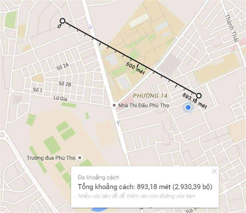 cách xem bản đồ