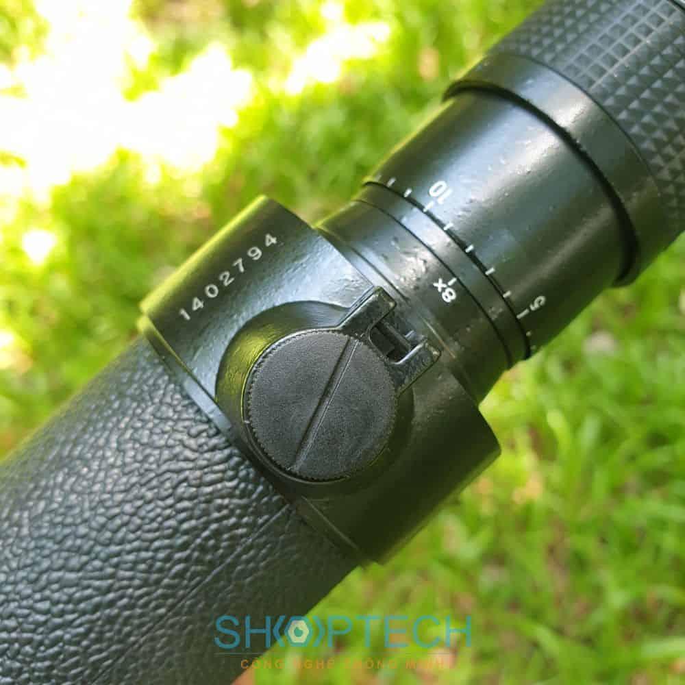 Ống nhòm 1 mắt zoom Baigish 8-24x40